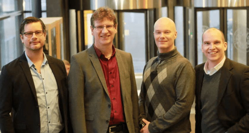 Forskare utvecklar internationella spetsutbildningar