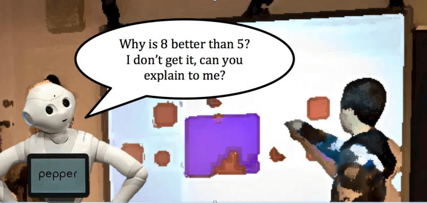 Robotar i skolan – men vem lär vem?