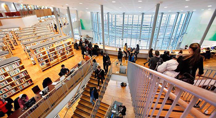 Högskolan i Gävle och Lantmäteriet signerar avtal om nära forskningssamarbete