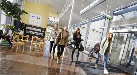 Tieto hjälper Högskolan i Gävle