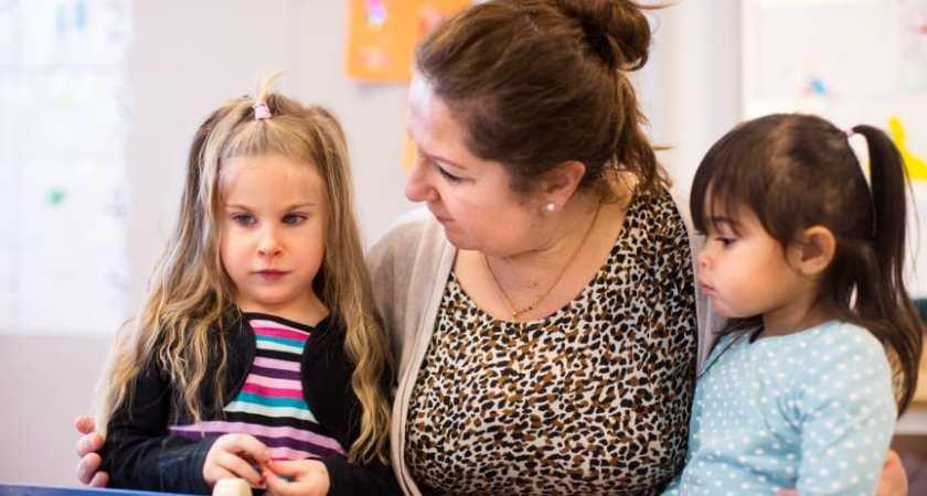 Välkommen till en konferens om förskolans utveckling