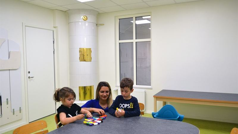 Ny förskola i Landskrona satsar på toppmodern belysningsteknik