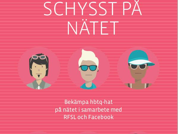 RFSL och Facebook samarbetar för ett tryggare internet