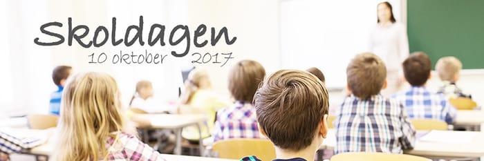 Hogia arrangerar Skoldagen!