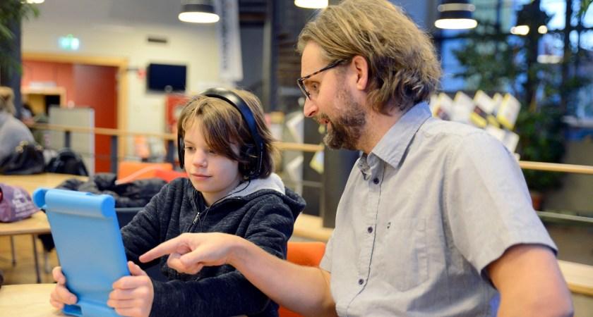 Ny forskning visar att appar, modern pedagogik och teknologi gynnar barn med läs- och skrivsvårigheter
