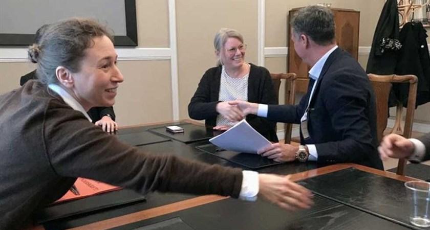 Advania signerar stort avtal med Stockholms stad