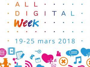 Kritiskt tänkande och livslångt lärande är tema på årets All Digital Week. 1