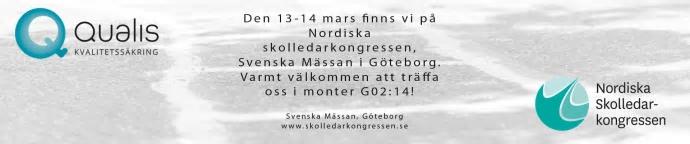 Nordiska skolledarkongressen 13-14 mars 2