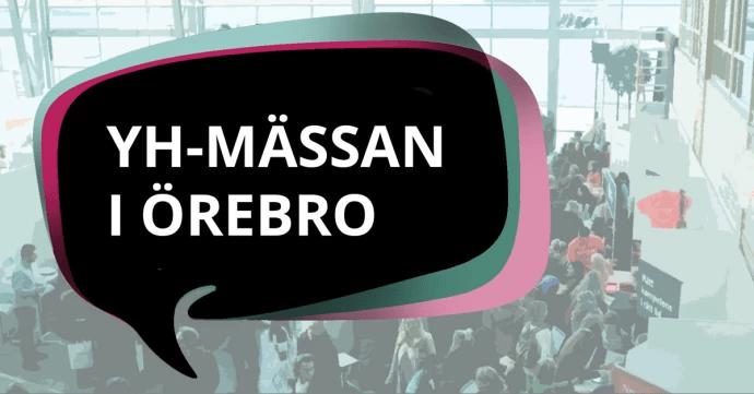 Hitta din YH-utbildning på vår mässa i Örebro