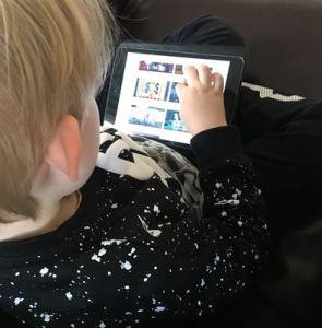 Stora Synundersökningen: Var tredje förälder känner oro för att skärmtittande påverkar barnens syn negativt 3