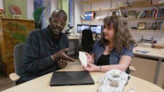Nytt på Clio Online: Träffa världsledande forskare från Naturhistoriska riksmuseet! 3