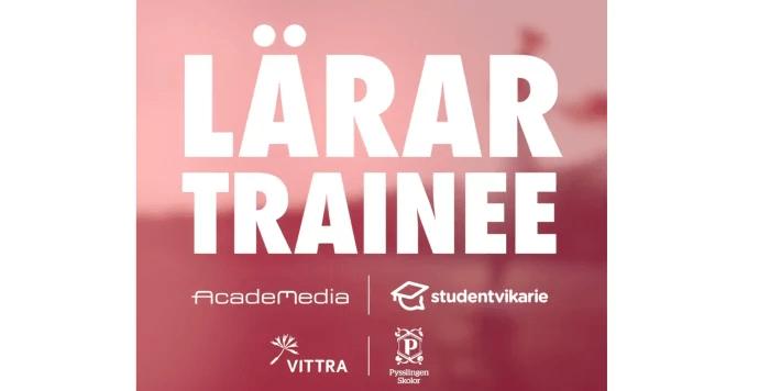 AcadeMedia och Studentvikarie startar traineeprogram för lärarstudenter