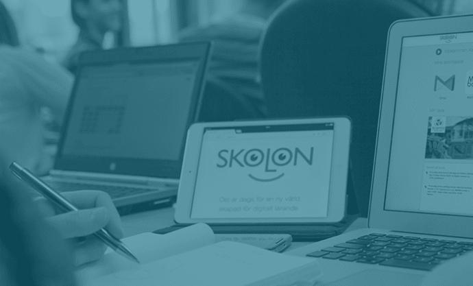 Borås Stad tar ytterligare digitaliseringskliv – aktiverar Skolon för lärare och elever