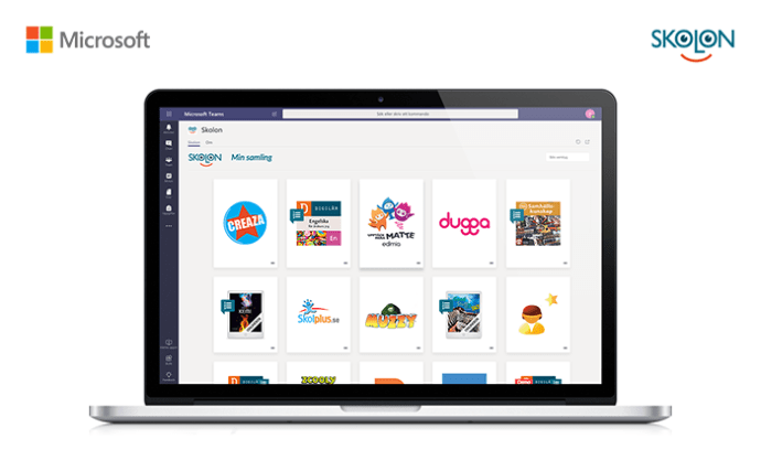 Microsoft och Skolon i samarbete ger enklare möjligheter för digitalt lärande