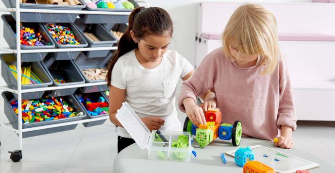 Lekolar och Matteklubben samarbetar för att stärka förskolans digitala kompetens