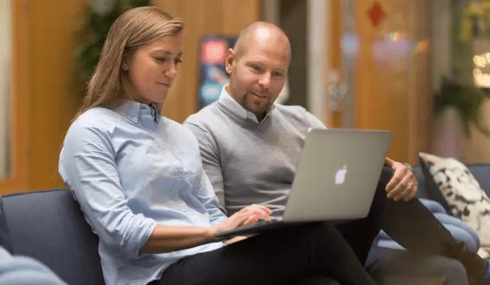 Digital studieplattform gör det lättare för eleverna
