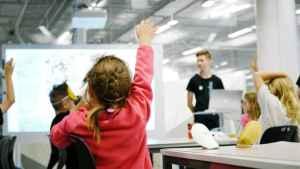 Släpp av skolaktiviteter i vårt nya system 1