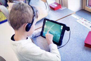 Steningehöjdens skola uppmärksammas för innovativt lärande 1