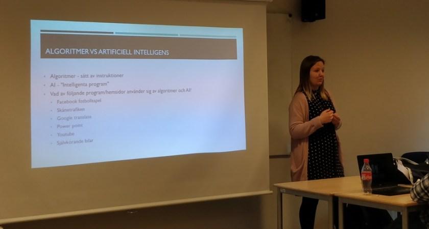 AI och virtuell programmering på NTI Gymnasiet i Kristianstad