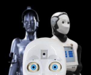 Redo för robotinvasion – Tekniska tömmer tusen kvadratmeter 1
