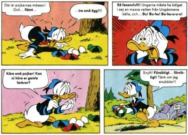 Kalle Anka kläcktes för 85 år sedan - firar med exklusiv digitalutgåva 1
