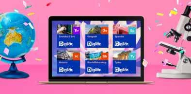 En helt ny användarupplevelse med nya Digilär 1