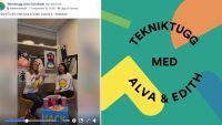 Nytt liveformat ska stötta tekniktjejer inför gymnasievalet