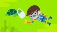 Nytt spel lär 2–6-åringar ta hand om djuren och miljön