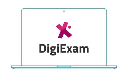 Skolon och digitala provplattformen DigiExam i samarbete - blir tillgängligt i Skolons bibliotek 3