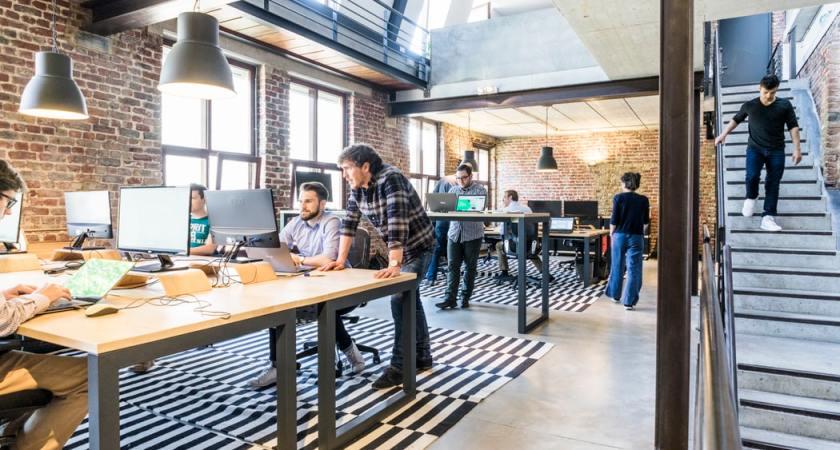 Sveriges lyckligaste arbetsplats – unikt projekt på gymnasieskola i Lund