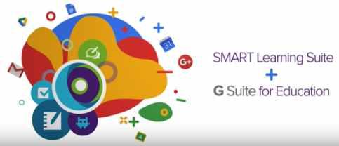 SMART Technologies ny officiell Google for Education-partner 1