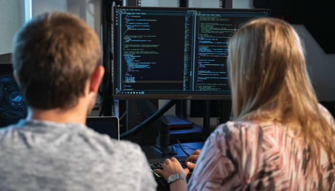 Unikt studentlabb för mjukvaruutveckling invigs