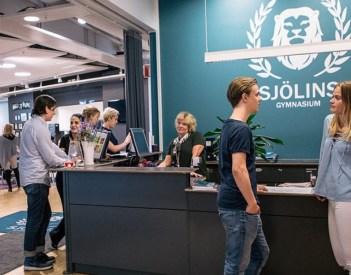 Sjölins gymnasium startar i Umeå till hösten 3