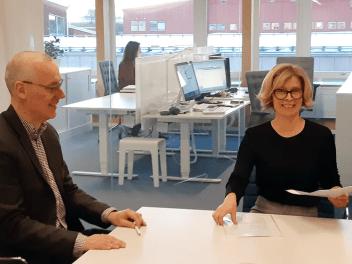 Swerim och Luleå tekniska universitet stärker samarbetet 1