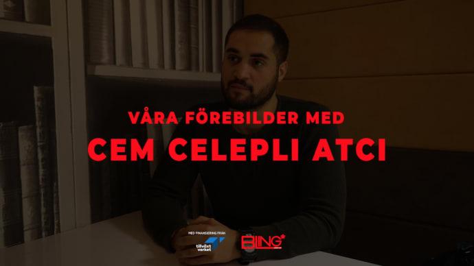 Cem Celepli Atci ska förbättra elevhälsan