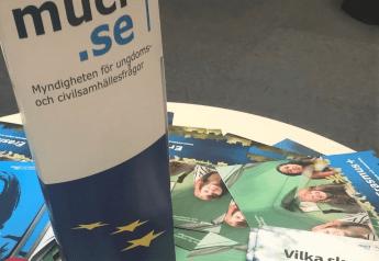 44 projekt för unga får dela på 19,9 miljoner kronor i EU-bidrag 1