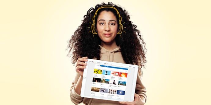 Gleerups ger Sveriges skolor tillgång till digitala läromedel