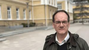 Lärare från Rudbeckianska tilldelas pris av Svenska Akademien 2