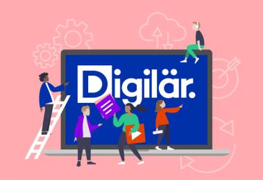 Digilär och ILT Inläsningstjänst satsar på utökat lässtöd i digitala läromedel 3