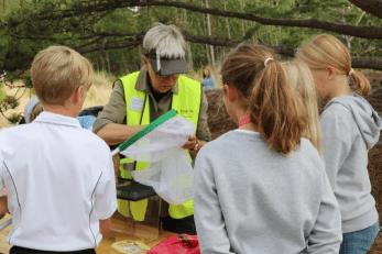 Falsterbo Birdshow satsar på barnen när fågelmässa ställs in på grund av covid-19 1