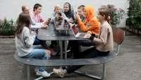 Teknik i stadsrummet locka barn och ungdomar att spendera mer tid utomhus