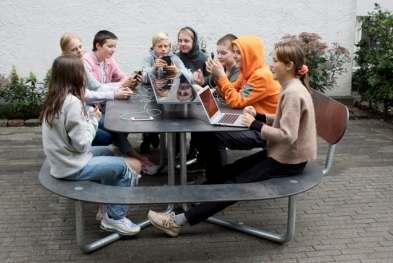 Teknik i stadsrummet locka barn och ungdomar att spendera mer tid utomhus 1