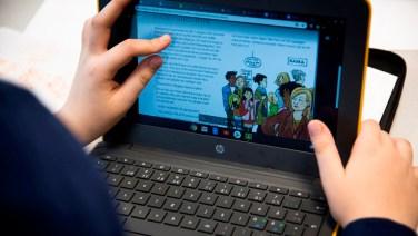 Digitala verktyg lyfter kreativiteten i klassrummet 2