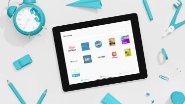 Skolon lanserar efterlängtad app för iPad 3