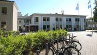 Undervisning hösten 2020, De la Gardiegymnasiet och Campus Västra Skaraborg