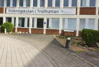 Dalslands folkhögskola i Trollhättan växer – ny undersköterskeutbildning i gamla lasarettet 1