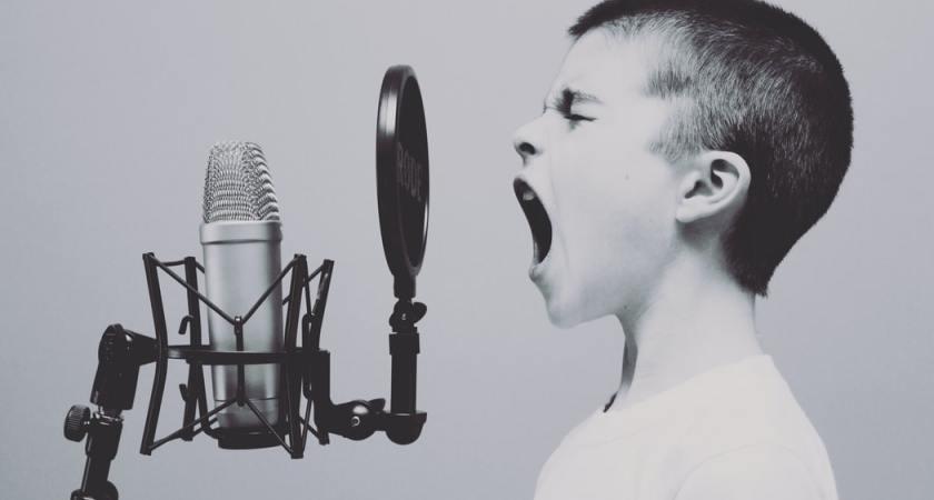 Tala är silver, tiga är guld – och sjunga är värst