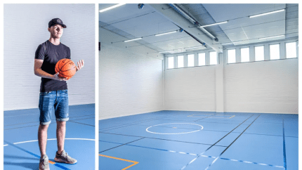 Ny idrottshall lyfter Yrkesgymnasiet i Örebro 2