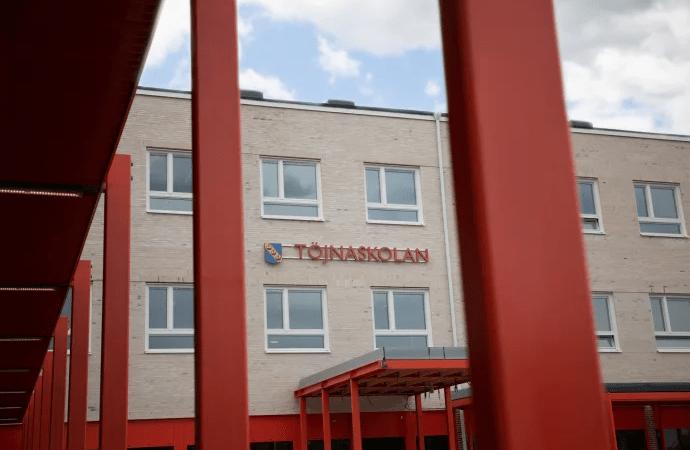 Nu är Sollentunas tredje nya skola för hösten invigd