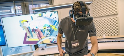 Succén för Chalmers industrilabb bidrar till företags digitalisering och konkurrenskraft 1